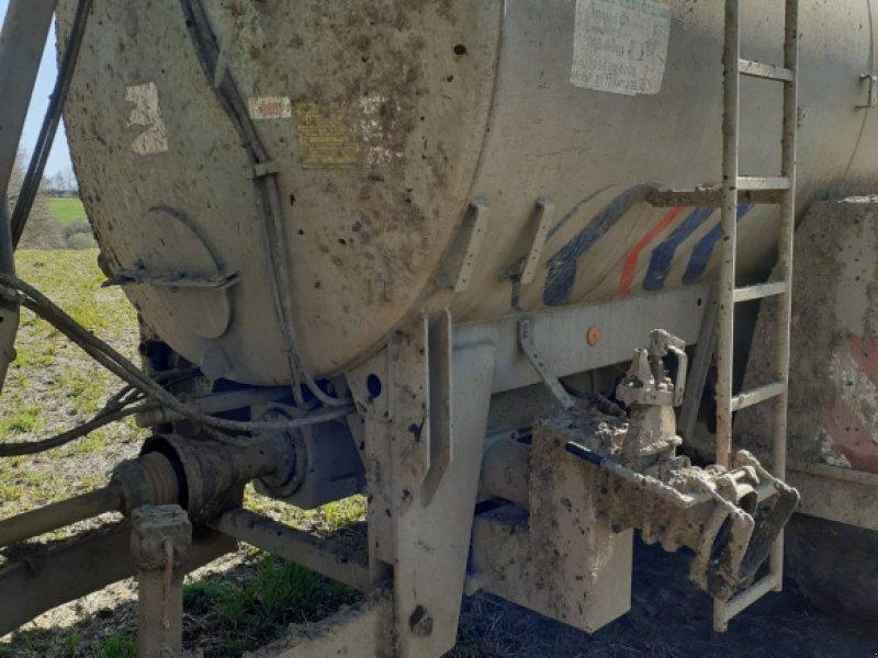 Pumpfass des Typs BSA PTW 155, Gebrauchtmaschine in Amerbach (Bild 2)