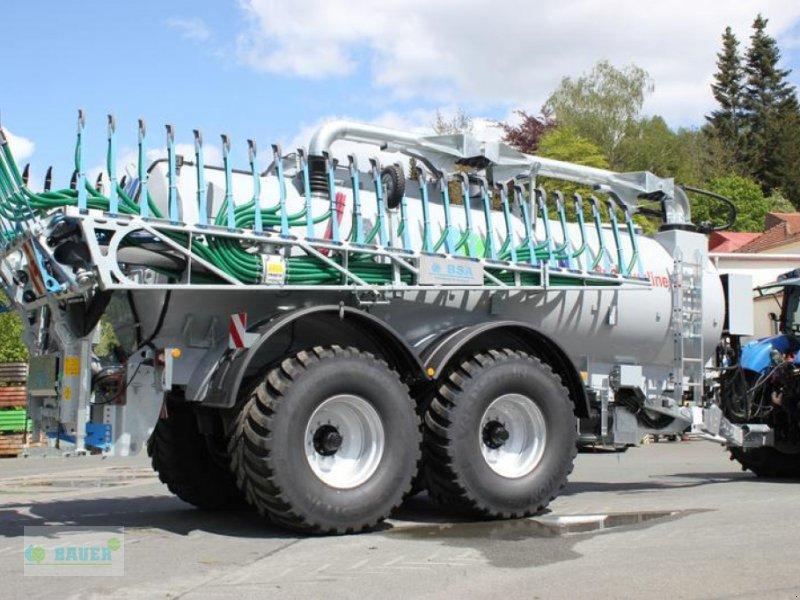 Pumpfass a típus BSA PTW 185 Premiumline + Bomech Farmer 15 m, Neumaschine ekkor: Marktschorgast (Kép 1)