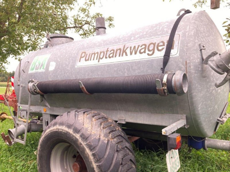 Pumpfass типа BSA PTW 5, Gebrauchtmaschine в Pfarrkirchen (Фотография 1)