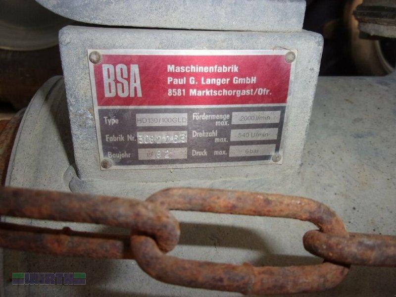 Pumpfass des Typs BSA PTW 6, Gebrauchtmaschine in Buchdorf (Bild 9)