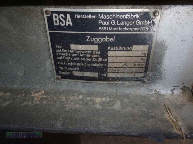 Pumpfass des Typs BSA PTW 6, Gebrauchtmaschine in Buchdorf (Bild 10)