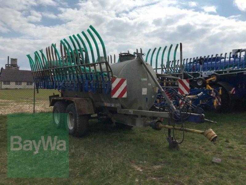 Pumpfass des Typs BSA PTW 7 T, Gebrauchtmaschine in Blaufelden (Bild 2)