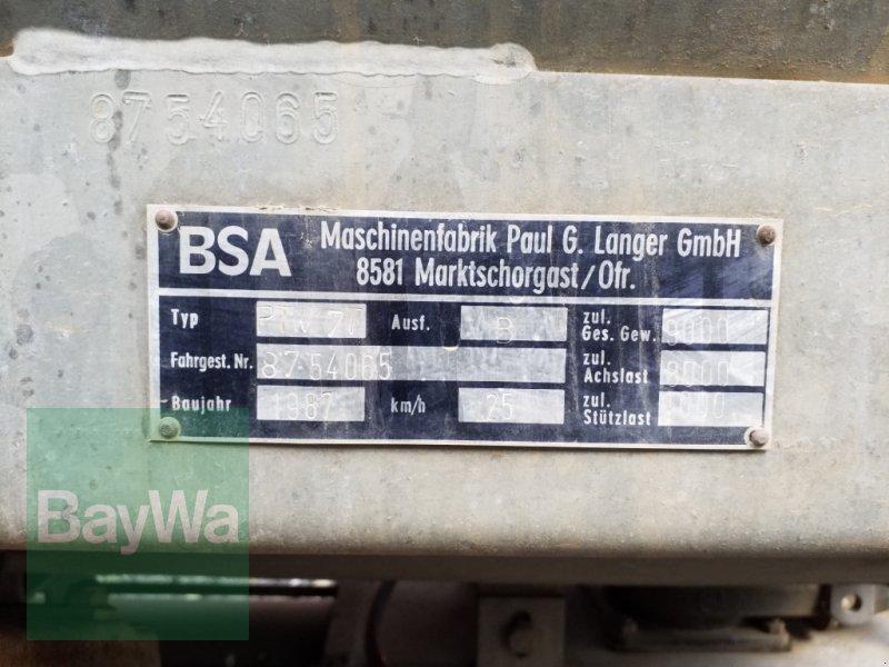 Pumpfass του τύπου BSA PTW 7 T, Gebrauchtmaschine σε Bamberg (Φωτογραφία 6)