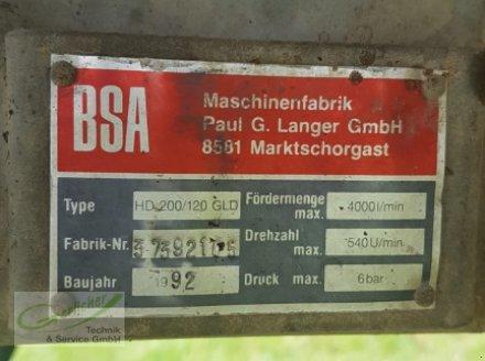 Pumpfass типа BSA PTW 8, Gebrauchtmaschine в Neustadt (Фотография 10)