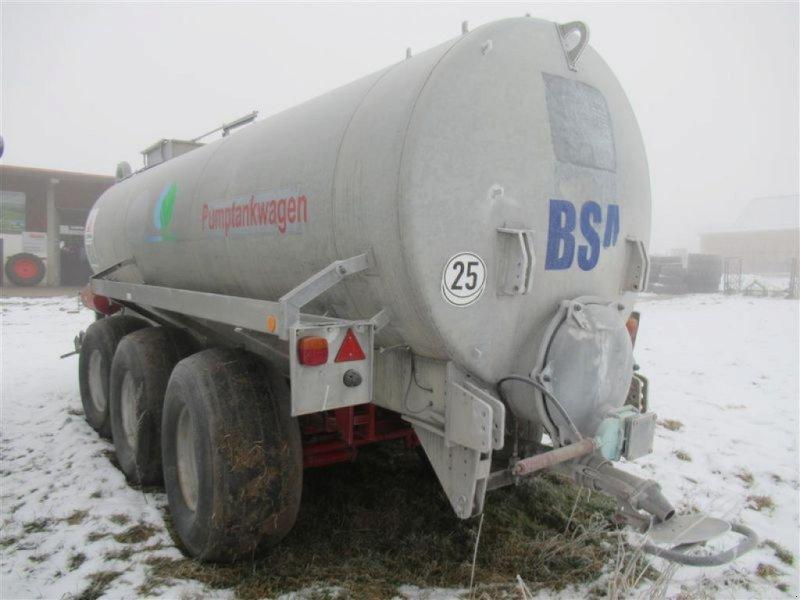 Pumpfass des Typs BSA Tridemfass GT 16, Gebrauchtmaschine in Obersöchering (Bild 4)
