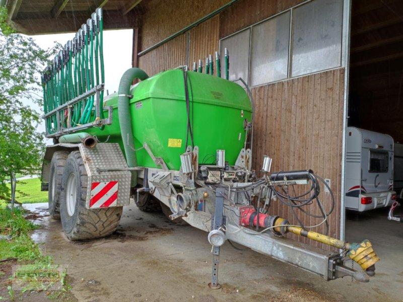 Pumpfass des Typs Eckart Eckart TPF 12500, Gebrauchtmaschine in Tuntenhausen (Bild 1)