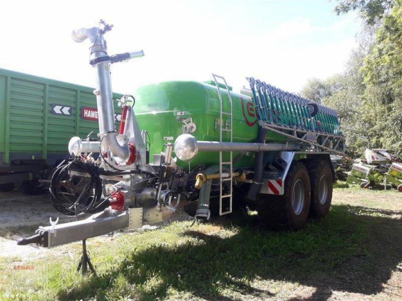 Pumpfass des Typs Eckart LUPUS 161+  TANDEM, Neumaschine in Aurach (Bild 3)