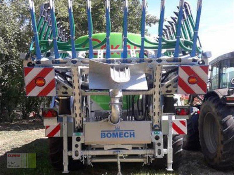 Pumpfass des Typs Eckart LUPUS 161+  TANDEM, Neumaschine in Aurach (Bild 4)
