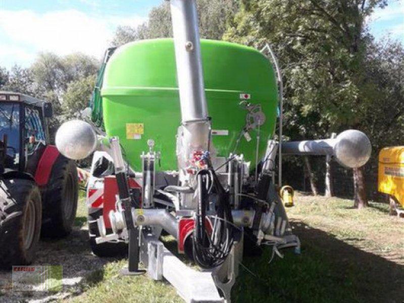 Pumpfass des Typs Eckart LUPUS 161+  TANDEM, Neumaschine in Aurach (Bild 7)
