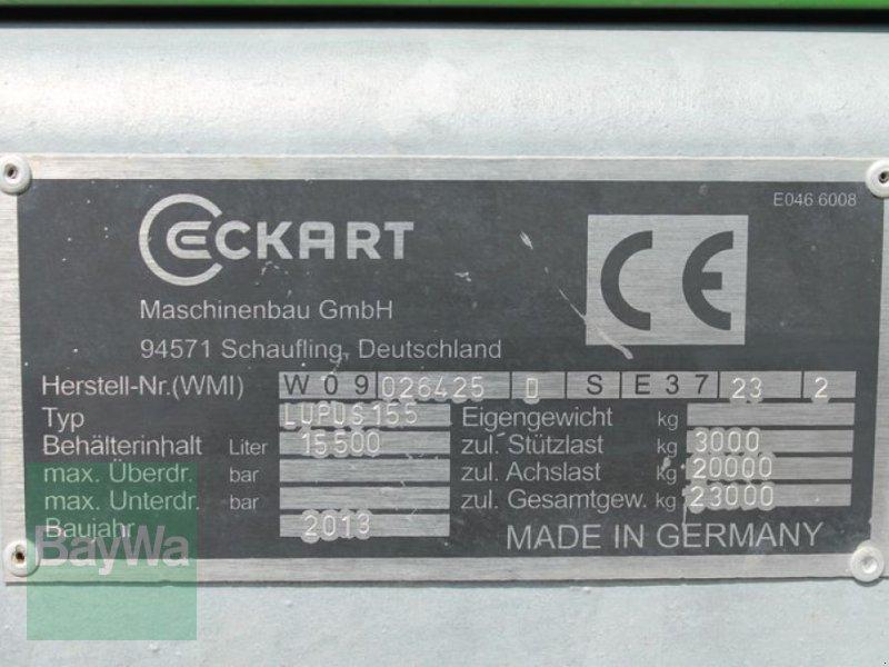 Pumpfass des Typs Eckart LUPUS LINE 155, Gebrauchtmaschine in Straubing (Bild 11)