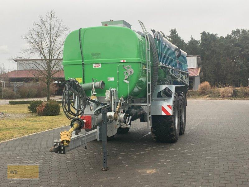 Pumpfass des Typs Eckart Lupusline 185 mit Bomech 15m, Gebrauchtmaschine in Abensberg (Bild 1)