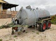 Pumpfass typu Eckart Turbomatic 6000, Gebrauchtmaschine w Burglengenfeld