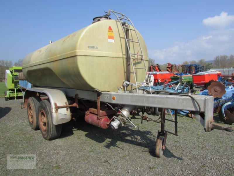 Pumpfass типа Eisele PTW 10000, Gebrauchtmaschine в Bad Wildungen-Wega (Фотография 1)