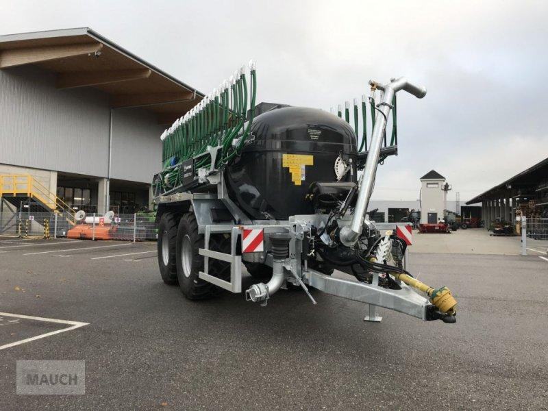 Pumpfass des Typs Farmtech Polycis 1400 + Condor 15.0, Neumaschine in Burgkirchen (Bild 4)