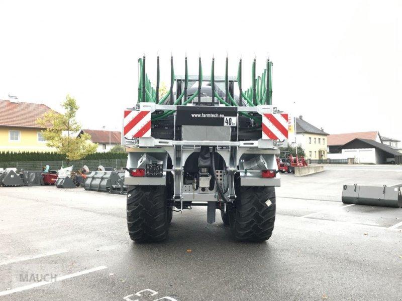 Pumpfass des Typs Farmtech Polycis 1400 + Condor 15.0, Neumaschine in Burgkirchen (Bild 7)