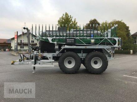 Pumpfass des Typs Farmtech Polycis 1400 + Condor 15.0, Neumaschine in Burgkirchen (Bild 1)