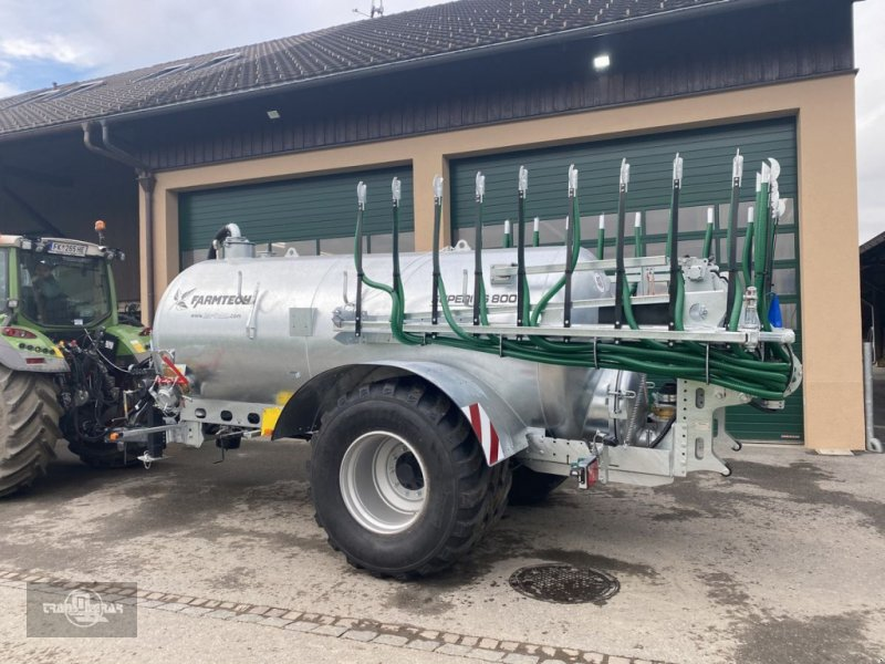 Pumpfass des Typs Farmtech Supercis 800 + Condor 7.5, Neumaschine in Rankweil (Bild 1)