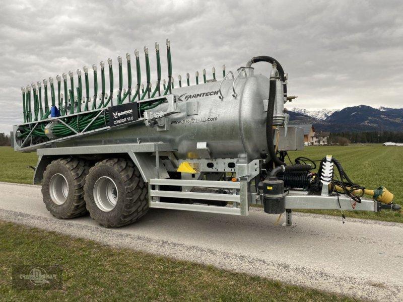 Pumpfass des Typs Farmtech Ultracis 1200 + Condor 12.0, Vorführmaschine in Rankweil (Bild 1)