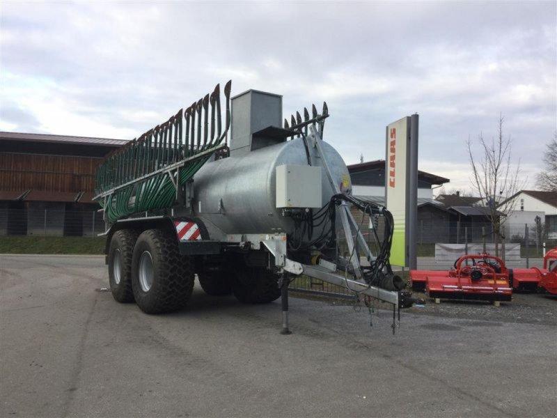 Pumpfass des Typs Fliegl PFW 14000, Gebrauchtmaschine in Töging a. Inn (Bild 1)