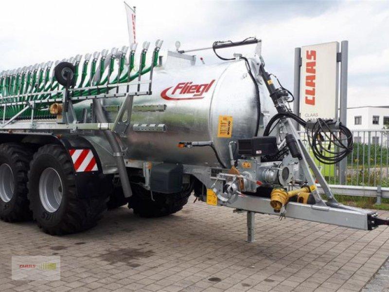 Pumpfass des Typs Fliegl PFW 16000 MAXXLINE PLUS, Neumaschine in Töging am Inn (Bild 1)