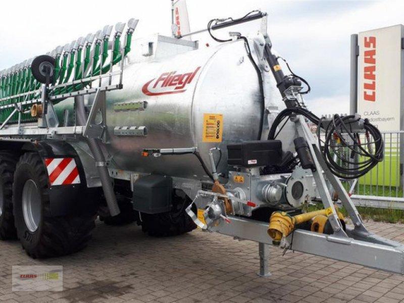 Pumpfass des Typs Fliegl PFW 16000 MAXXLINE PLUS, Neumaschine in Töging am Inn (Bild 2)
