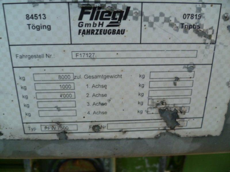 Pumpfass des Typs Fliegl PFW 7500, Gebrauchtmaschine in Ebersberg (Bild 5)