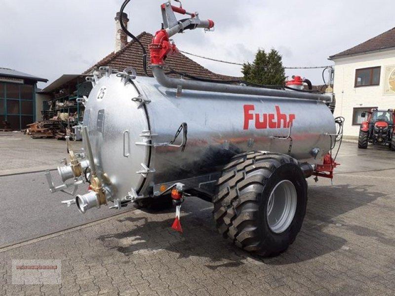 Pumpfass des Typs Fuchs VK 6 mit 6300 Litern, Gebrauchtmaschine in Tarsdorf (Bild 19)