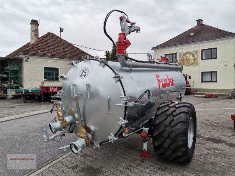Pumpfass des Typs Fuchs VK 6 mit 6300 Litern, Gebrauchtmaschine in Tarsdorf (Bild 10)