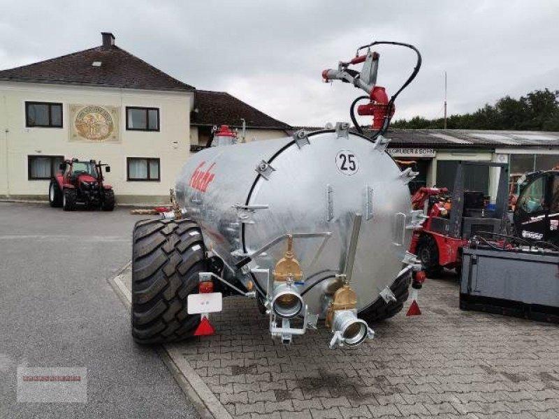 Pumpfass des Typs Fuchs VK 6 mit 6300 Litern, Gebrauchtmaschine in Tarsdorf (Bild 12)