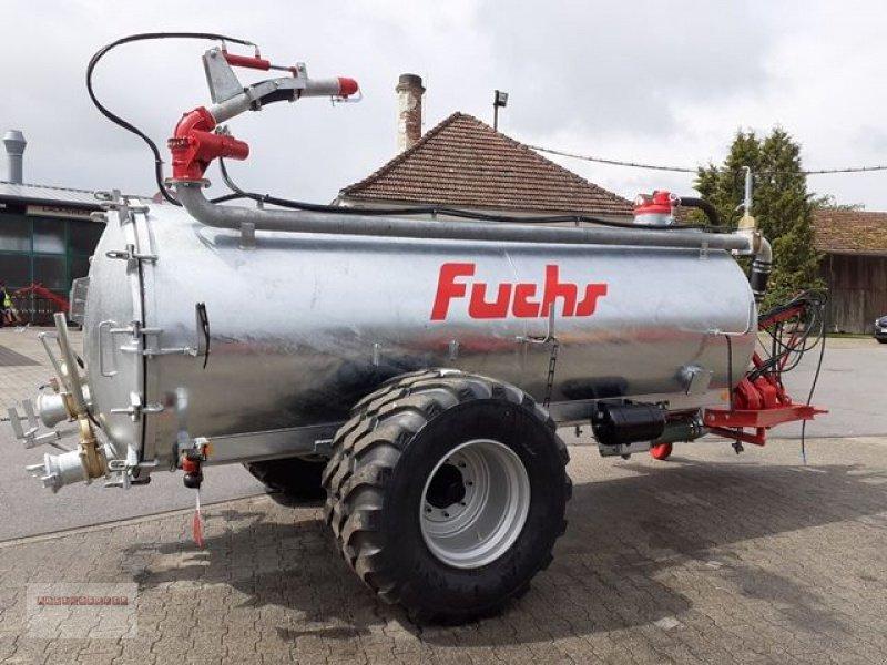 Pumpfass des Typs Fuchs VK 6 mit 6300 Litern, Gebrauchtmaschine in Tarsdorf (Bild 20)