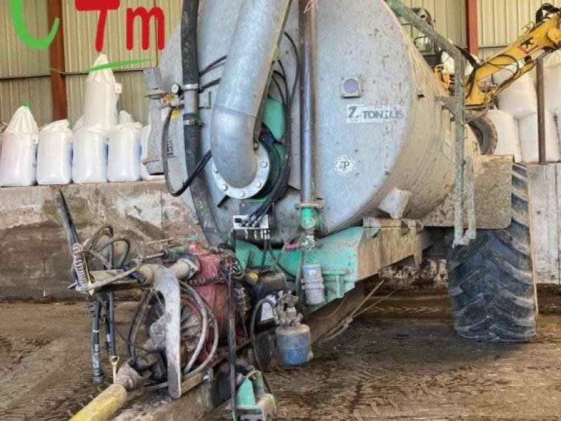 Pumpfass des Typs Heywang CP 120, Gebrauchtmaschine in UZEMAIN (Bild 1)