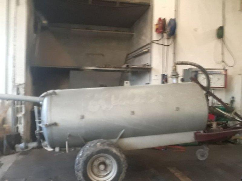 Pumpfass типа Huber 2200, Gebrauchtmaschine в Adnet (Фотография 1)