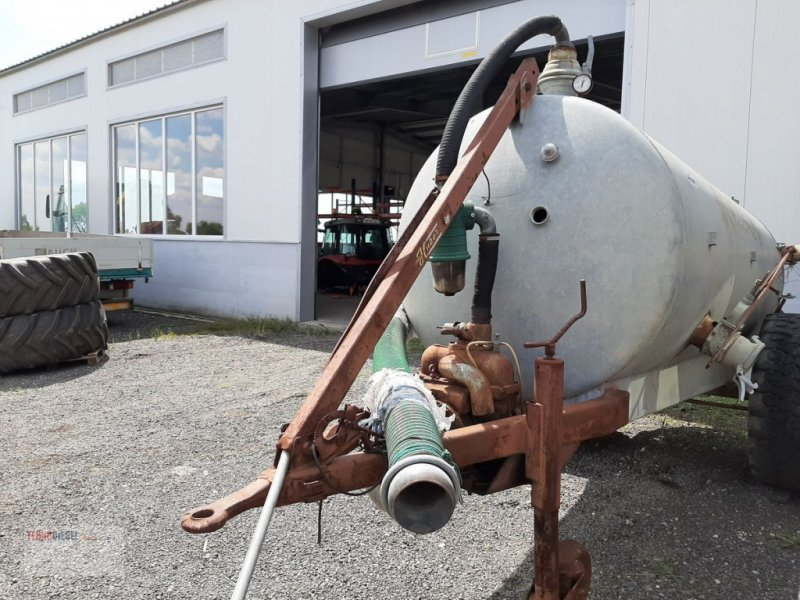 Pumpfass tip Huber Vidanja 4000 ltr., Gebrauchtmaschine in Jud. Timiş (Poză 3)