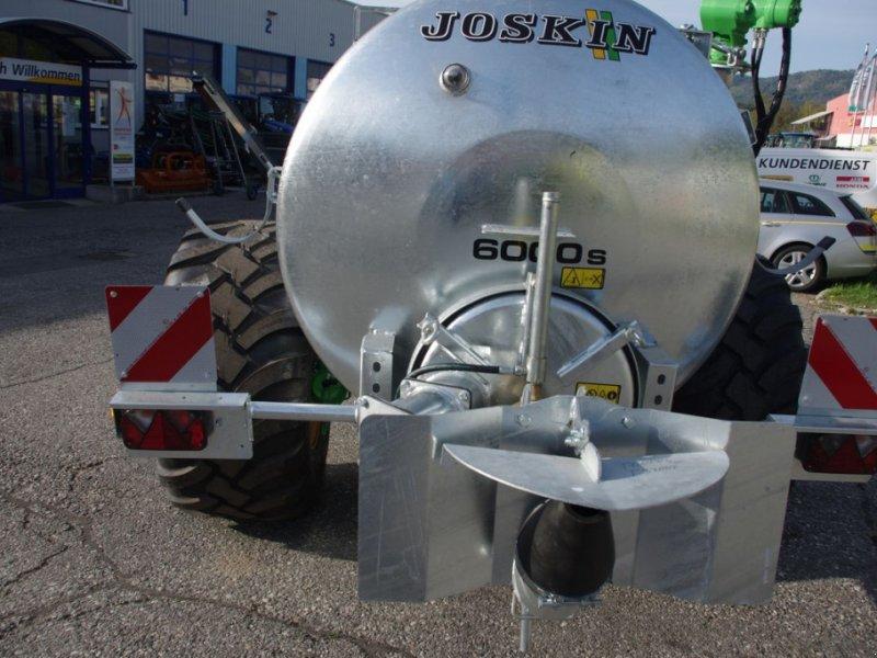 Pumpfass des Typs Joskin Alpina 2 6000 S, Gebrauchtmaschine in Villach (Bild 7)
