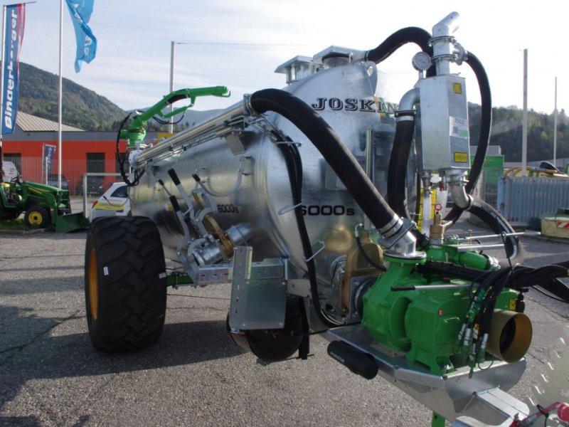 Pumpfass des Typs Joskin Alpina 2 6000 S, Gebrauchtmaschine in Villach (Bild 4)