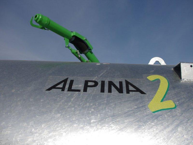 Pumpfass des Typs Joskin Alpina 2 6000 S, Gebrauchtmaschine in Villach (Bild 6)