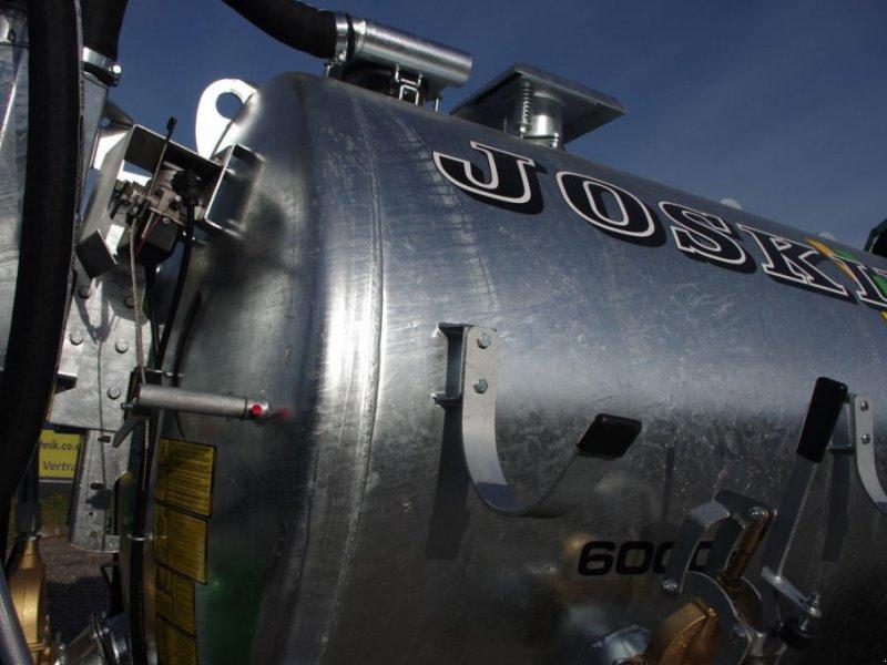 Pumpfass des Typs Joskin Alpina 2 6000 S, Gebrauchtmaschine in Villach (Bild 10)