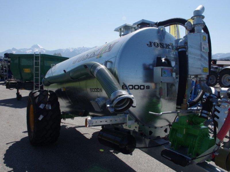 Pumpfass типа Joskin Alpina 2 6000, Gebrauchtmaschine в Villach (Фотография 4)