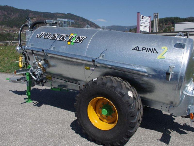 Pumpfass типа Joskin Alpina 2 6000, Gebrauchtmaschine в Villach (Фотография 2)