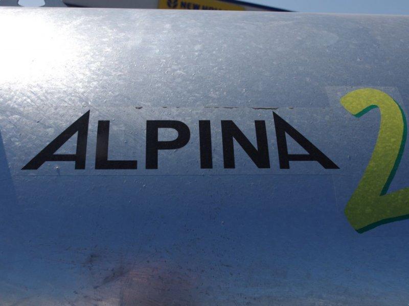Pumpfass типа Joskin Alpina 2 6000, Gebrauchtmaschine в Villach (Фотография 9)