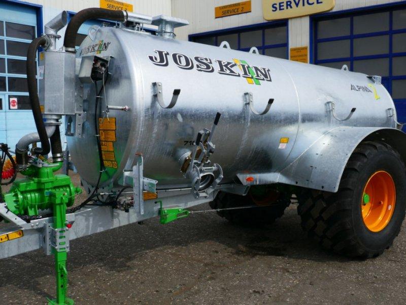 Pumpfass типа Joskin Alpina 2 7100 S, Gebrauchtmaschine в Villach (Фотография 1)
