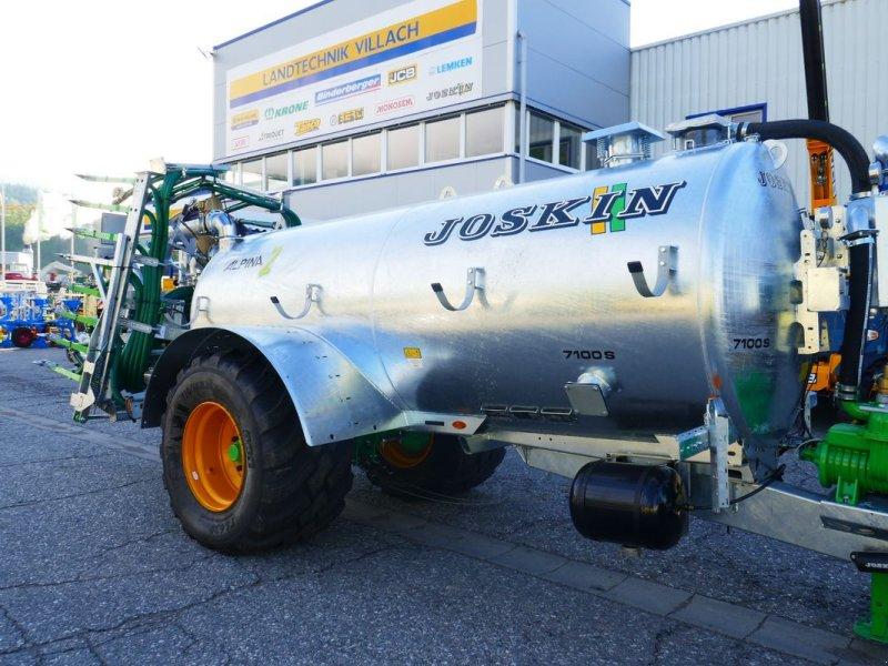 Pumpfass типа Joskin Alpina II 7100 S, Gebrauchtmaschine в Villach (Фотография 1)