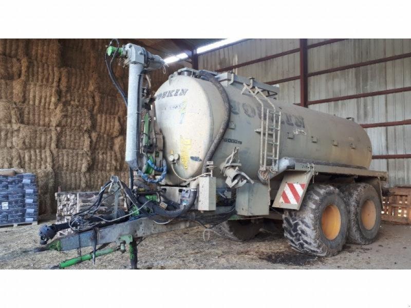 Pumpfass типа Joskin KOMFORT 16000 TS, Gebrauchtmaschine в VESOUL (Фотография 1)