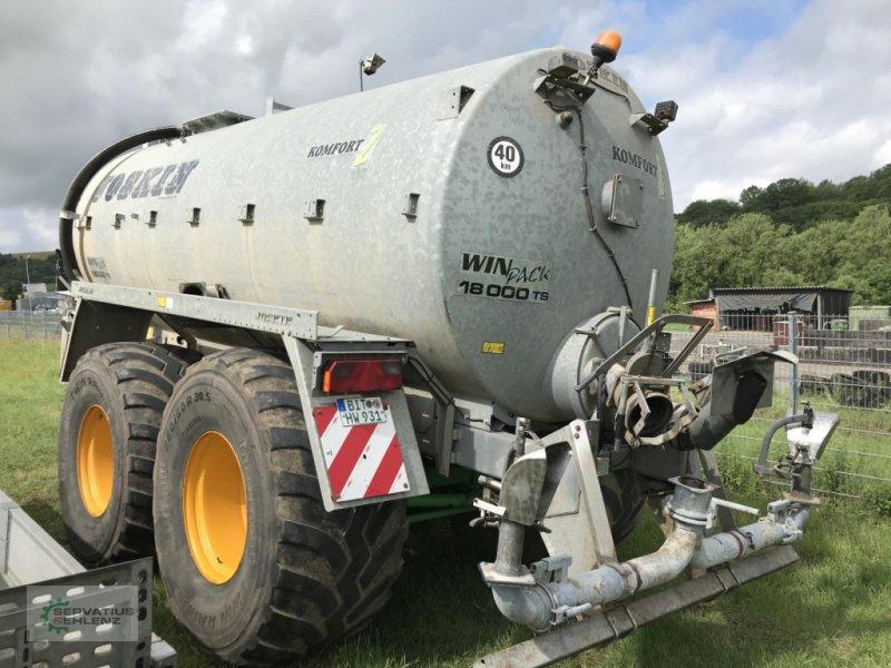 Pumpfass типа Joskin Komfort 2 WinPack mit Saugarm, Gebrauchtmaschine в Rittersdorf (Фотография 1)