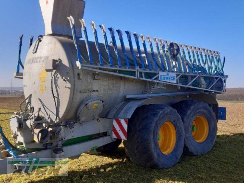 Pumpfass типа Joskin Modulo 2 14 m³ Bomech Farmer, Gebrauchtmaschine в Neubrunn (Фотография 1)