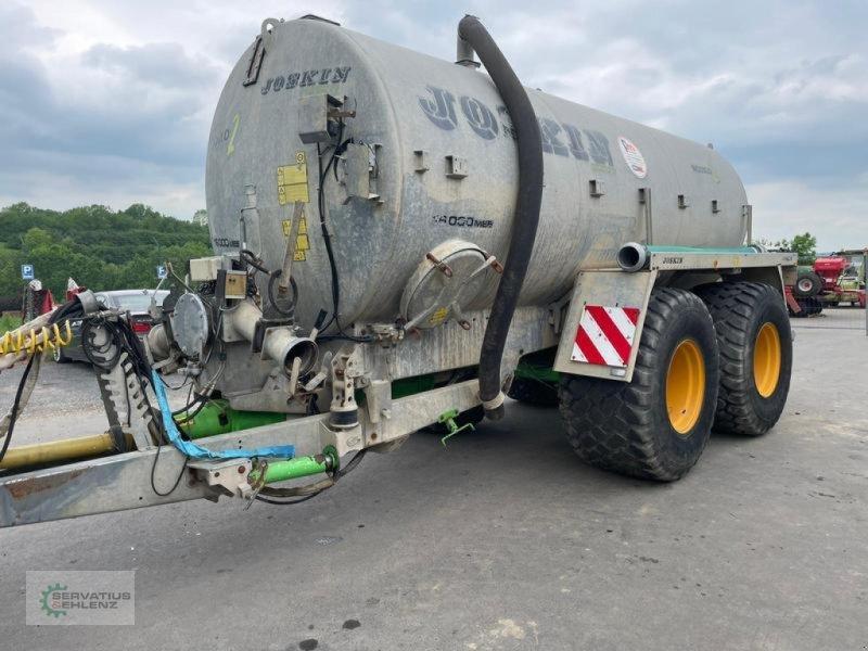 Pumpfass типа Joskin Modulo 2, Gebrauchtmaschine в Rittersdorf (Фотография 1)