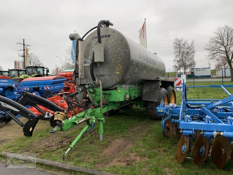 Pumpfass des Typs Joskin TS 140 TSI Komfort mit Saugarm + Breitreifen, Gebrauchtmaschine in Rittersdorf (Bild 1)