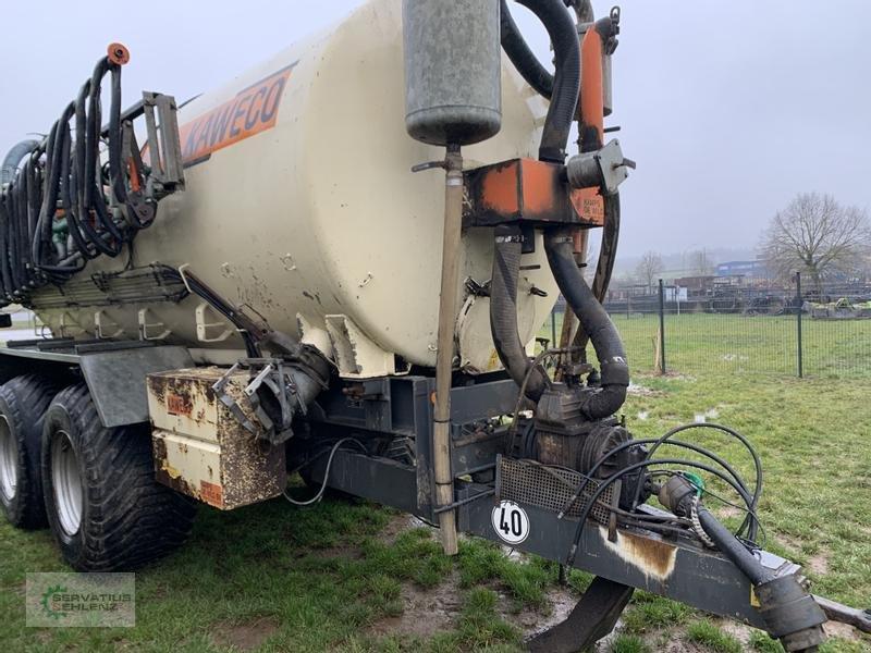 Pumpfass des Typs Kaweco 16000 SR Vakuumfass mit Schleppschlauch, Gebrauchtmaschine in Rittersdorf (Bild 1)
