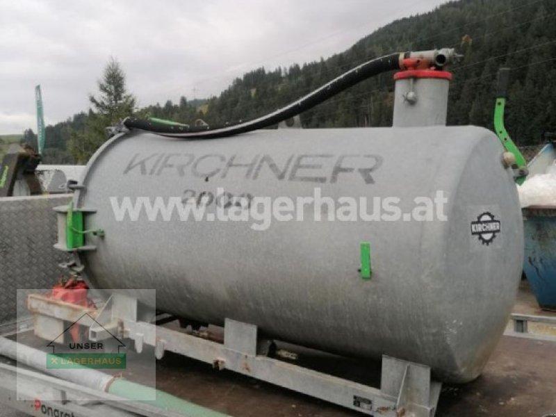 Pumpfass типа Kirchner 2100 LITER AUFBAUFASS, Gebrauchtmaschine в Schlitters (Фотография 1)
