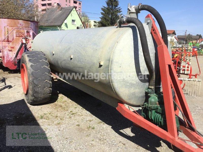 Pumpfass типа Kirchner 5000 LT., Gebrauchtmaschine в Kalsdorf (Фотография 1)